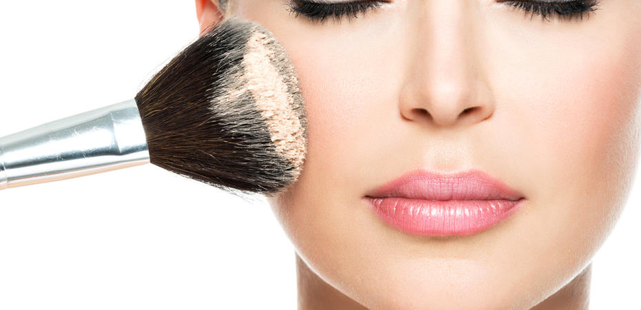 Как сделать скулы которых нет макияж